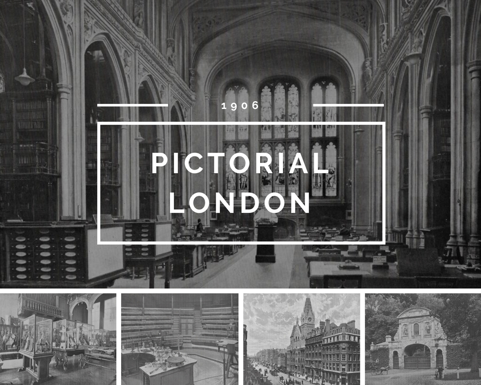Pictorial London 1906